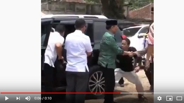 Lihat Video Lebih Jelas dari Angel Berbeda, Ternyata Wiranto Ditikam Bekali-kali