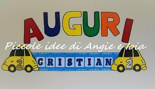 Buon compleanno cristian - Christian cartoni animati immagini ...