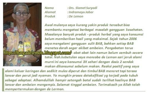 Harga De Lemon