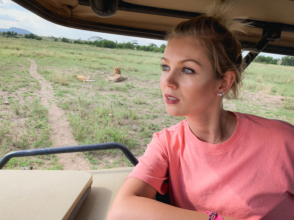 Safari at the Serengeti National Park
