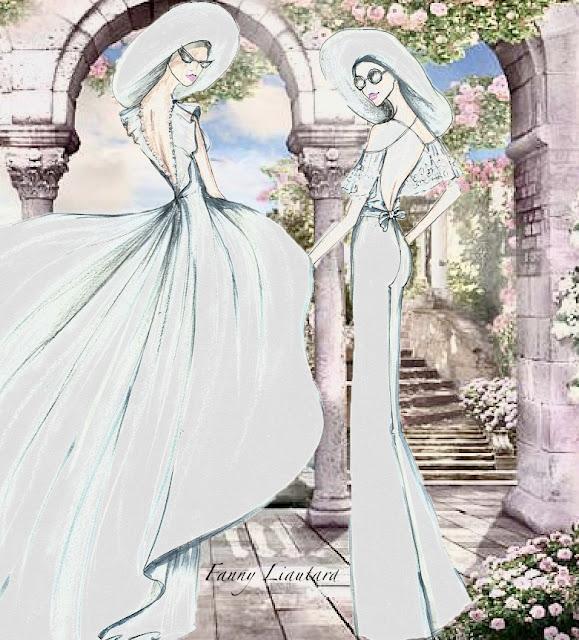 FANNY LIAUTARD robes de mariée, robe de soirée sur mesure Paris