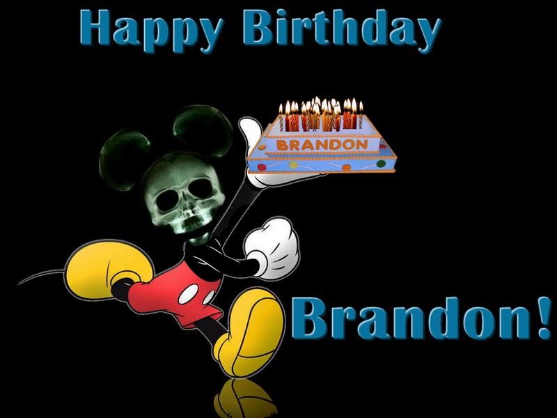 Happy Birthday Bad Cake