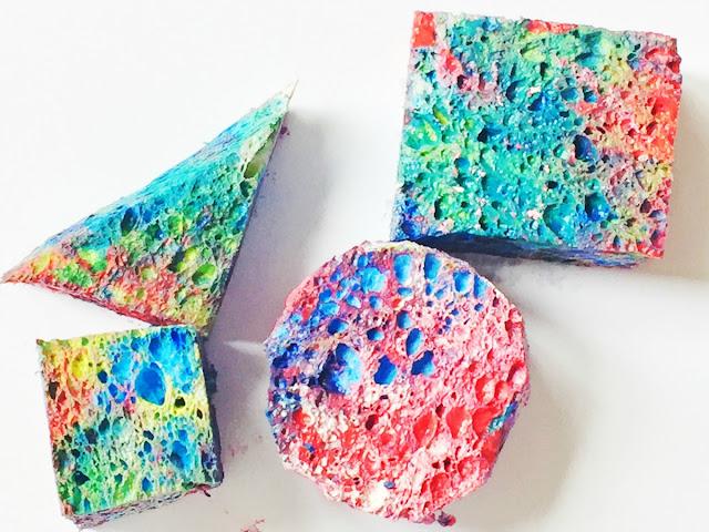 Sponge stampers