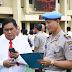 Operasi Gaktibplin, Propam Polda Kalsel Cek Sikap Tampang dan Kelengkapan Surat Personil