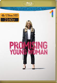 Una joven prometedora (Promising Young Woman) (2020) [4K WEB-DL-HDR] [Latino-Inglés] [LaPipiotaHD]