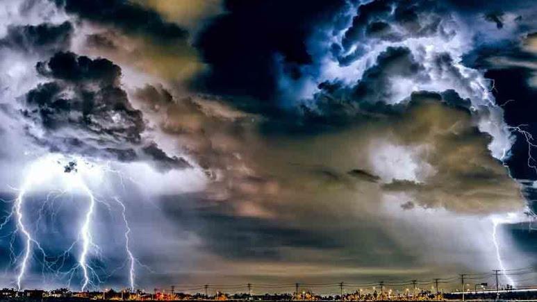 Luzes de origen magnético iluminaram assustadoramente o céu do México no dia da aprovação do aborto
