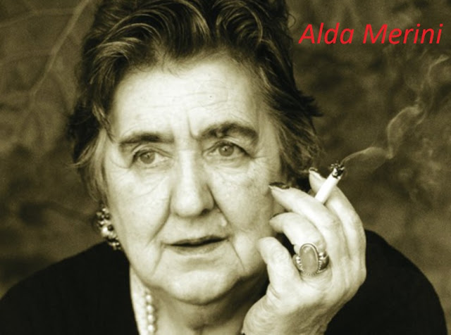 Alda Merini la poetessa italiana
