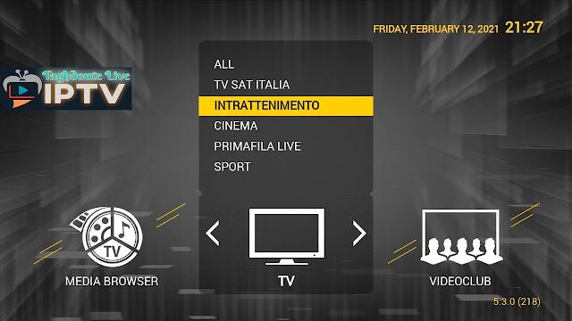 IPTV Stb Smart code portal
