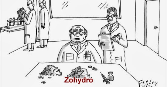 Pharma Marketing Blog: Why the FDA Approved Zohydro