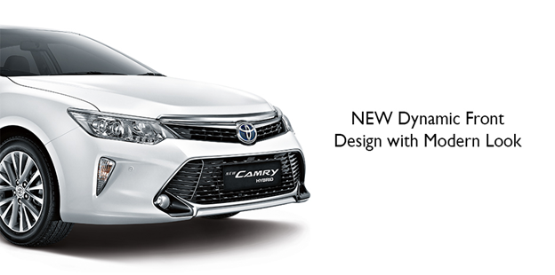 Sistem kerja Mobil Hybrid yang hemat BBM dari Toyota Camry Hybrid