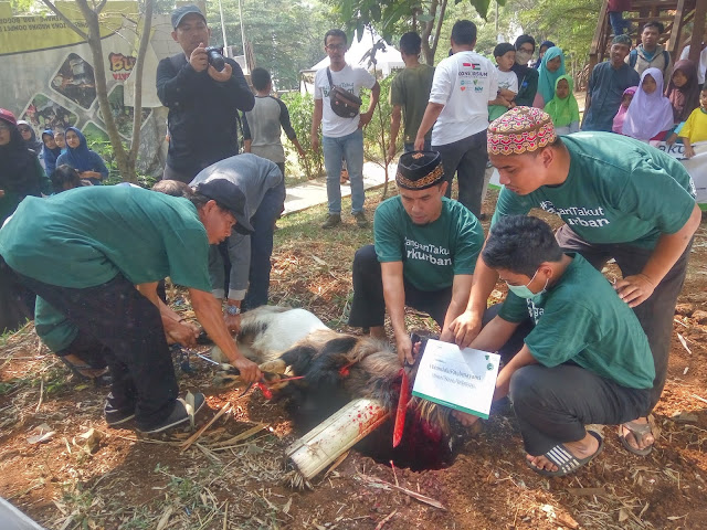 #TebarHewanKurban: Upaya Dompet Dhuafa Dalam Mensejahterakan Masyarakat