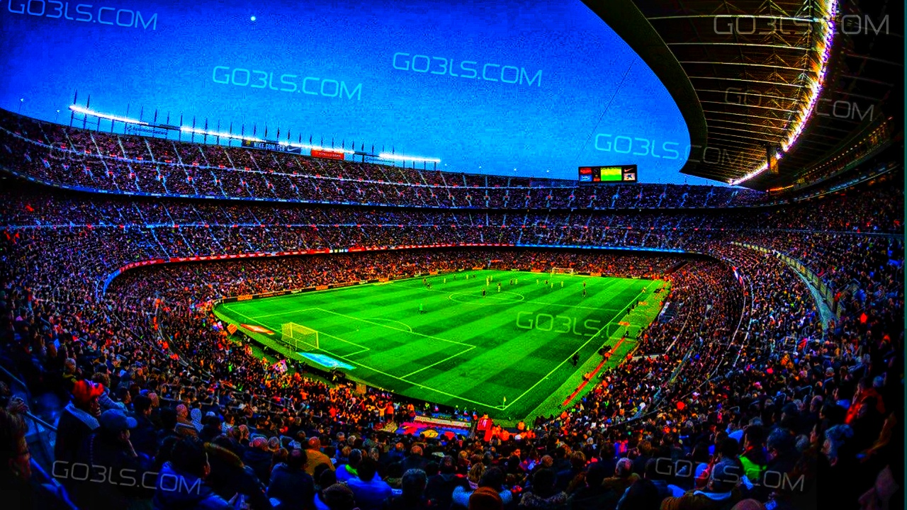 Camp Nou Stadium 2020