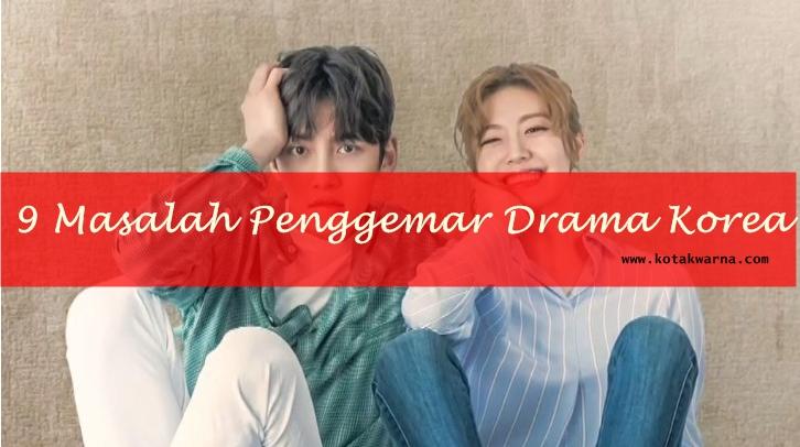 penggemar drama korea