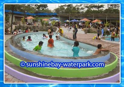 kolam spa waterpark