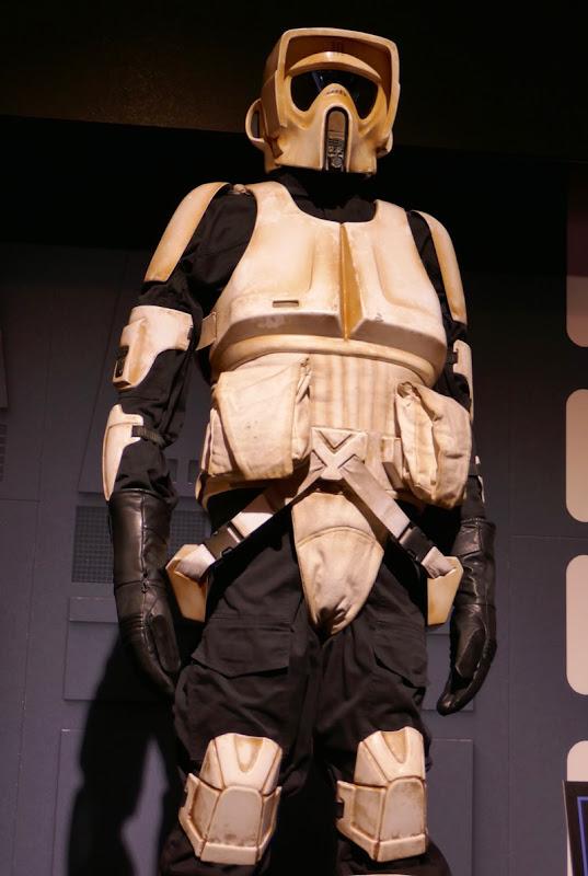 Star Wars Return of Jedi Scout Trooper costume