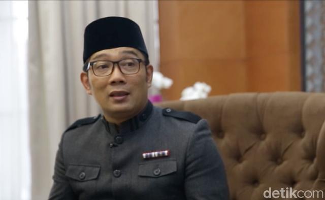 Tepis Pernyataan Prabowo, Ridwan Kamil: Kalau Tamak, Gaji Besar Juga Korupsi