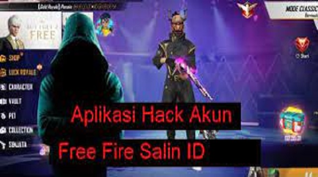 Aplikasi Hack Akun Free Fire Salin ID