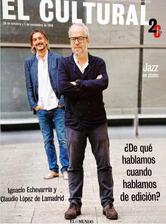 I. Echevarría y C. López de Lamadrid