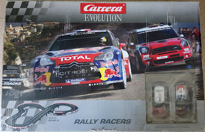Carrera Evolution Rally Racers