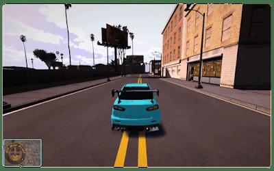 GTA San Andreas ultra Realistic graphics mod PC Download