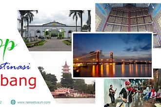 5 Top Destinasi Palembang