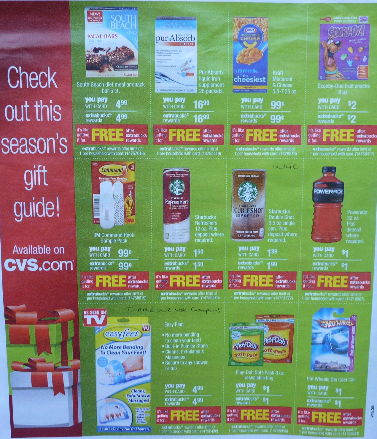 Simply CVS: CVS Ad Scan Preview for the Week of 11/18/2012