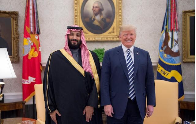 Jika Joe Biden Menang, Pengorbanan Putra Mahkota Arab Saudi Sia-sia