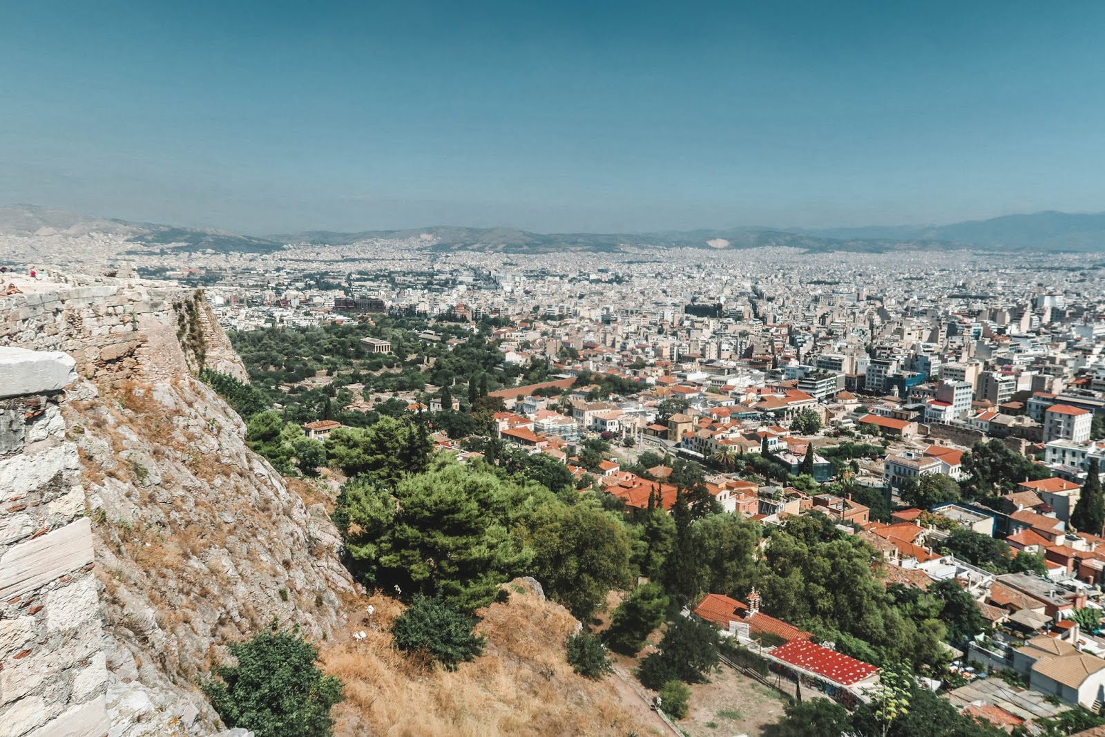 Athens Greece Views