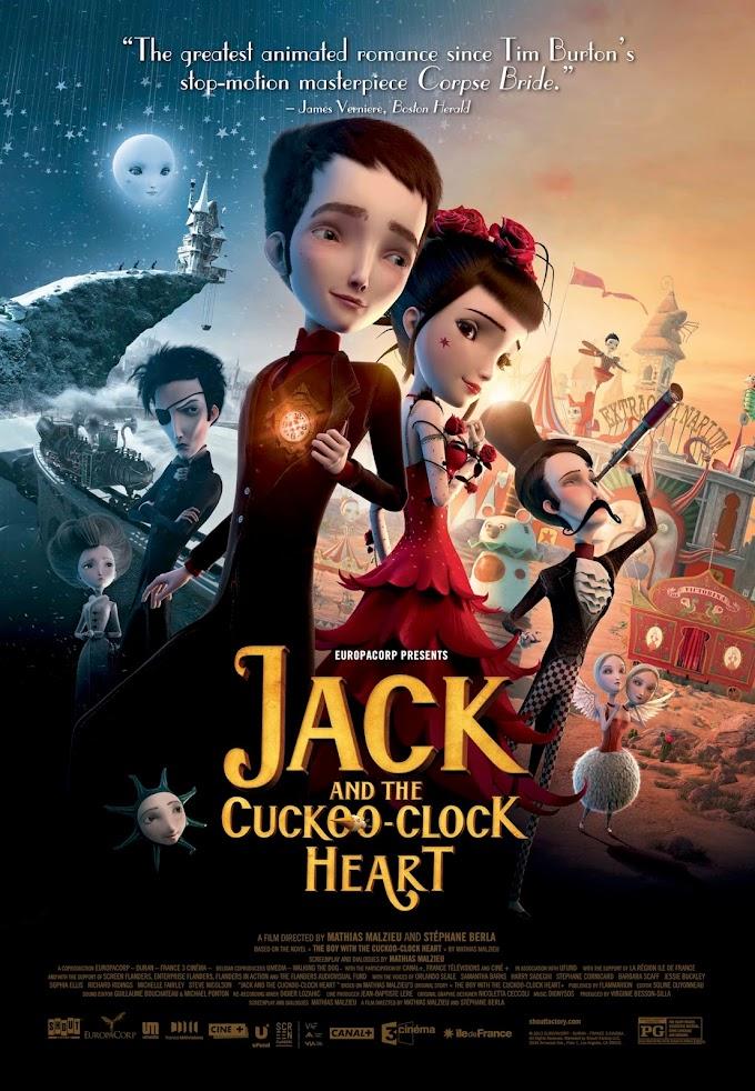 Jack and the Cuckoo-Clock Heart (2013) BluRay [Hindi DD2.0-English DD5.1] Dual Audio 480p, 720p & 1080p HD | 10bit HEVC ESub