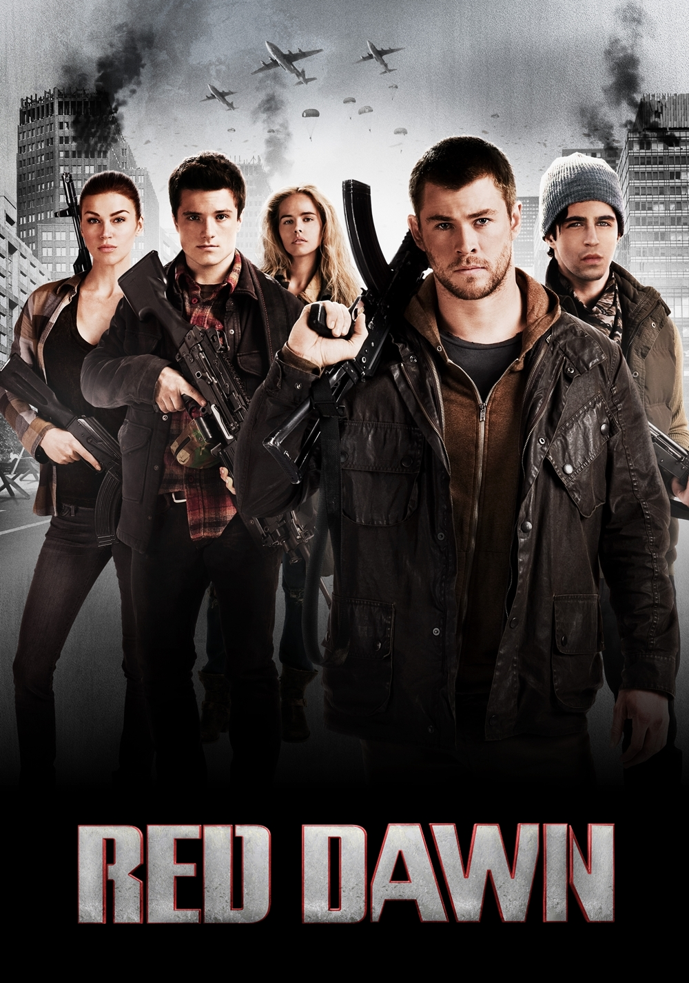 RED DAWN TAMIL DUBBED HD