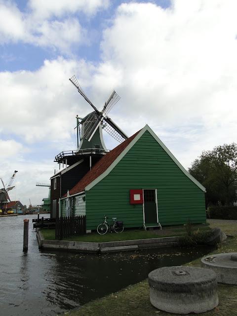 Zaanse Schans: Bate e volta de Amsterdam