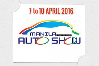 Manila International Auto Show 2016: 7 Days to go
