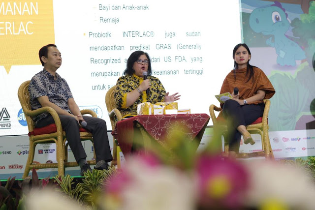 talkshow INTERLAC® di Imbex 2018