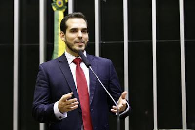 Deputado Marcos Aurélio Sampaio. Café com Jornalista