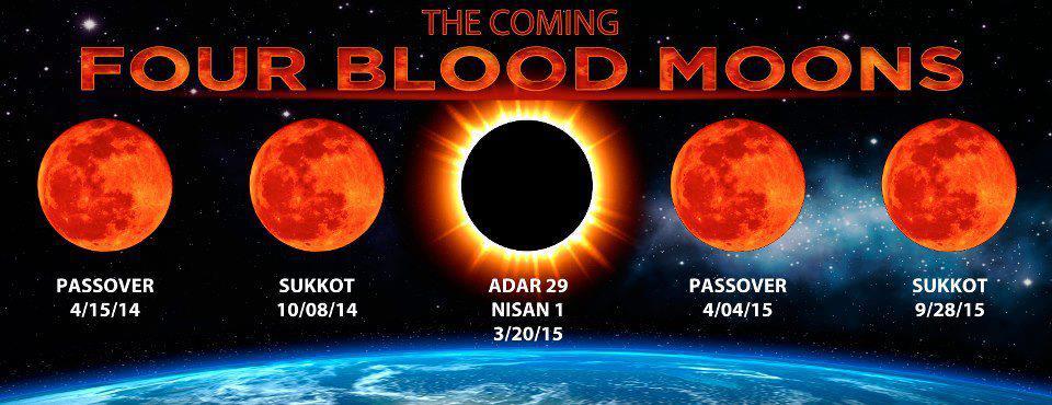 Un-Coloring Race: Comet Ison, Four Blood Moons, Solar ...