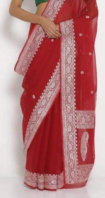 Banarasi designer sarees