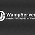تحميل و تثبت برنامج (WAMP SERVER 5) + رفع موقع على localhost