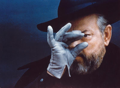 F for Fake, a free-form documentary, Directed by Orson Welles