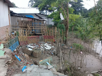 Cemas Banjir, Kades Minta BBWS Sigap Antisipasi Tanggul Cilamaya