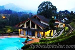 Villa dan Penginapan Murah Di Puncak Bogor