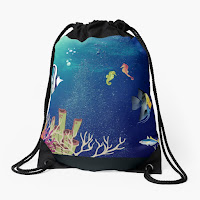 Under the Sea Design by Melanie Stevens