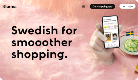 Klarna – Swedish for Smoother Shopping