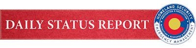 DHSEM Status Report Logo