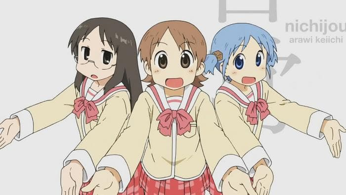 جميع حلقات انمي Nichijou مترجم على عدة سرفرات للتحميل والمشاهدة المباشرة أون لاين جودة عالية HD