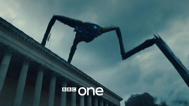 Tráiler de 'La Guerra de los Mundos' (The war of worlds) de la BBC