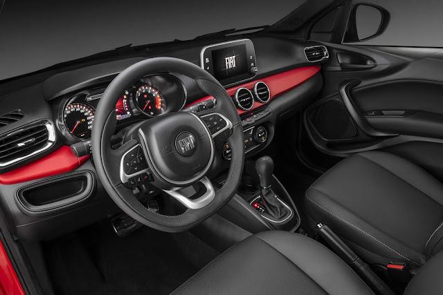 Novo Fiat Argo HGT 2021