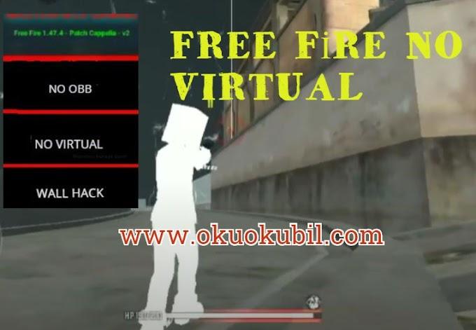 Free Fire 1.47.1 Yeni Mod Menu No Virtual No Obb hileli İndir 2020