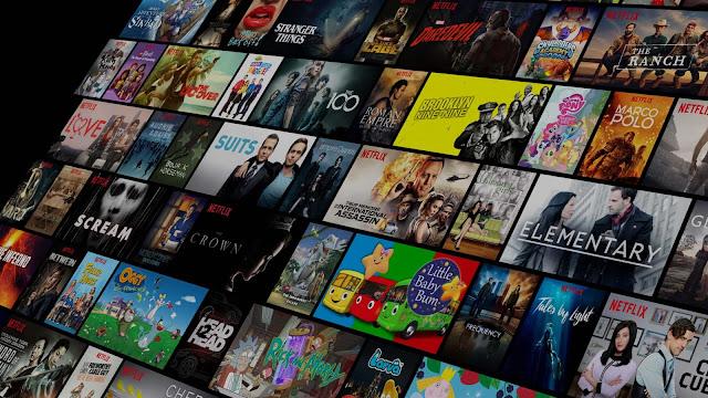 Netflix pensa em controlar a partilha de contas