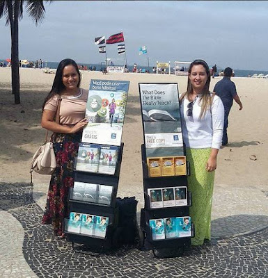 Jehovah's Witnesses at Rio Olympics 2016