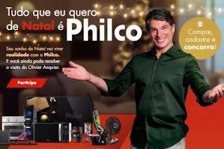 Natal Philco 2019 Concorra Kits de Prêmios
